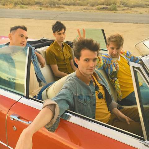 Glass Animals tocarán en Barcelona el 27 de febrero