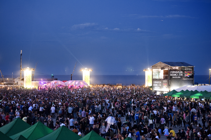 The live stream of Primavera Sound and Red Bull TV will bring together an international team of 220 professionals to offer over 50 hours of uninterrupted coverage