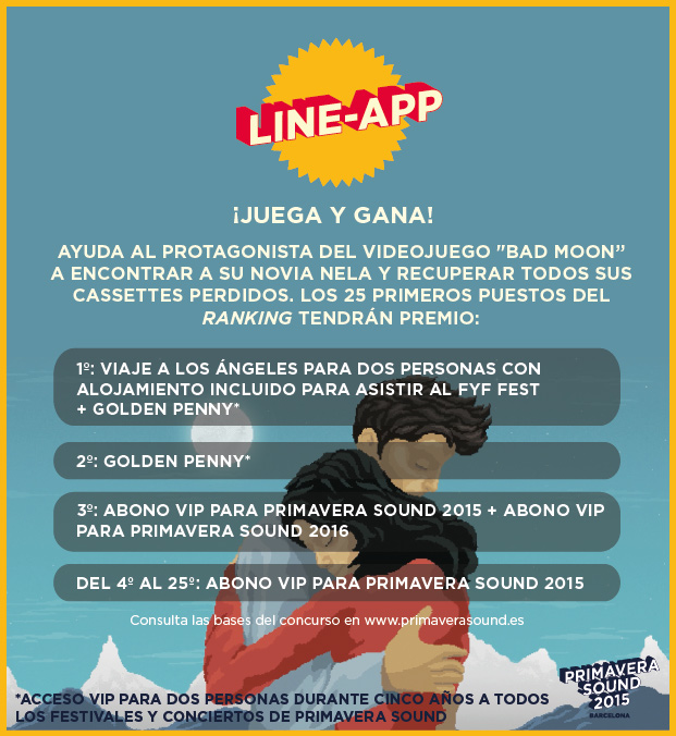 "PLAY AND WIN WITH ""LINE-APP"""