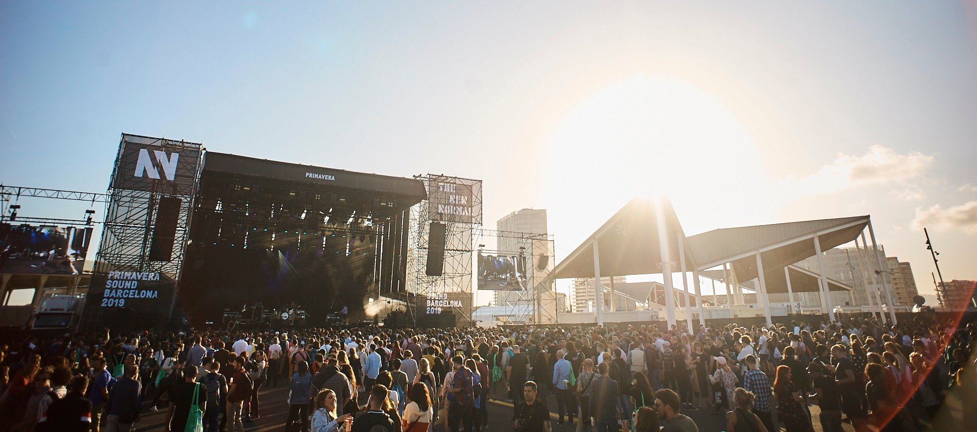 oportunidad mensual Propio  Primavera Sound Barcelona 2020 changes dates and will now take place in  August